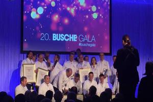 BUSCHE GALA IN MUNICH